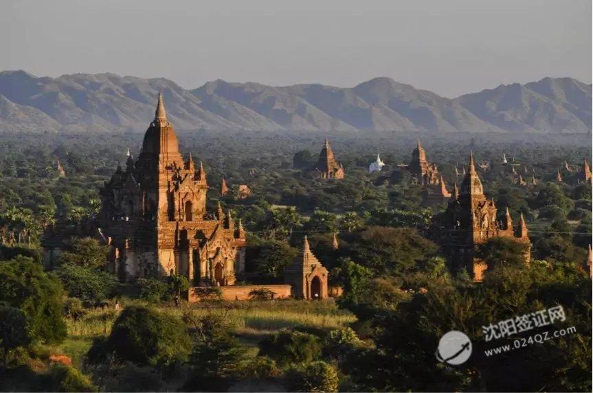缅甸签证代办