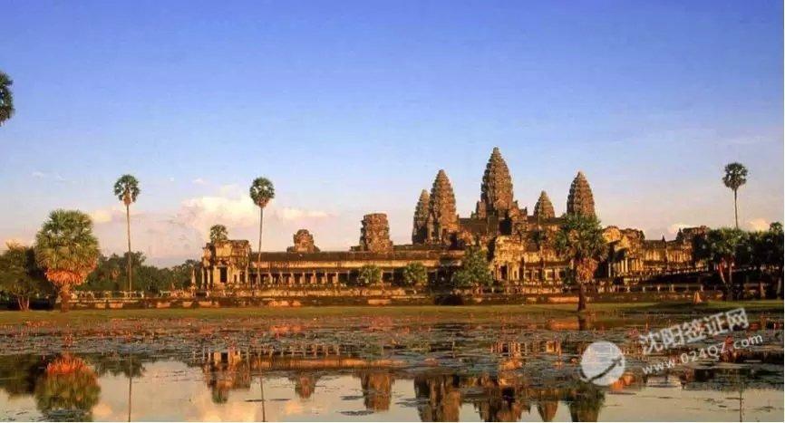 柬埔寨签证代办